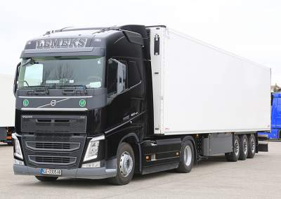 LEMEKS International Frigo Transport