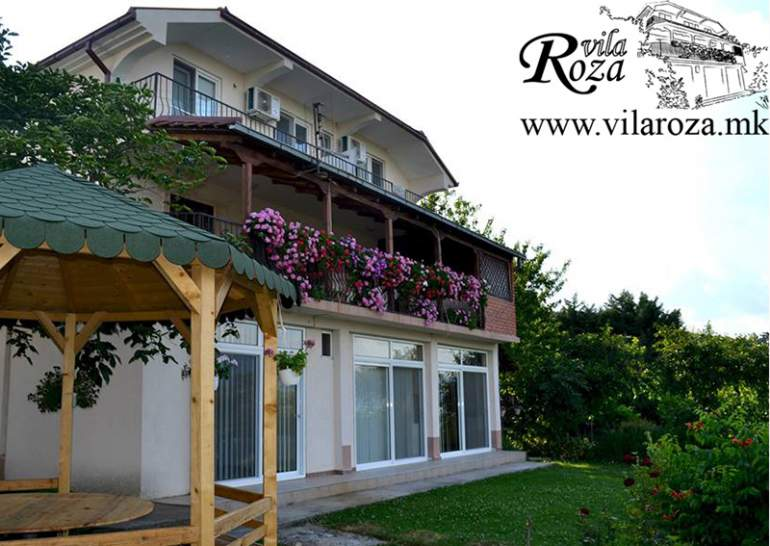 Apartments Villa Roza, Star Dojran